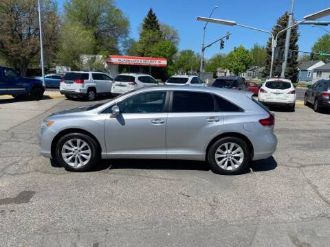 2014 Toyota Venza for sale at Auto Outlet in Billings MT