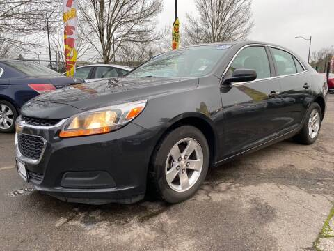 2016 Chevrolet Malibu Limited for sale at Universal Auto INC in Salem OR