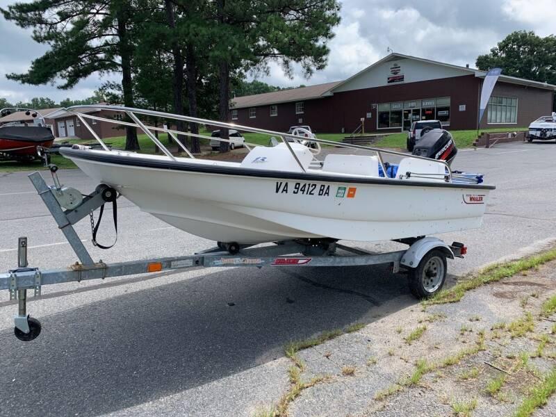 2003 Boston Whaler 13 Sport for sale at Performance Boats in Spotsylvania VA