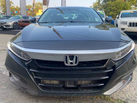 2019 Honda Accord for sale at Best Cars R Us in Plainfield NJ
