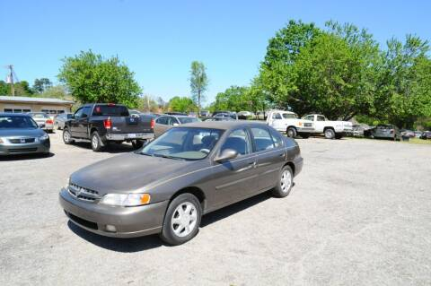 1998 Nissan Altima for sale at RICHARDSON MOTORS USED CARS - Buy Here Pay Here in Anderson SC