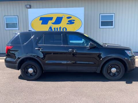 2017 Ford Explorer for sale at TJ's Auto in Wisconsin Rapids WI