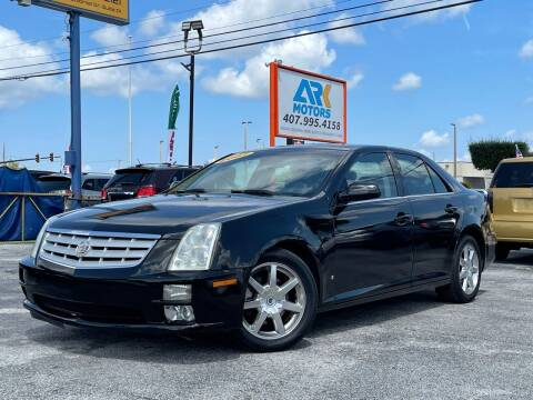 2007 Cadillac STS for sale at Ark Motors LLC in Orlando FL