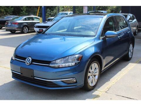 2018 Volkswagen Golf for sale at Inline Auto Sales in Fuquay Varina NC