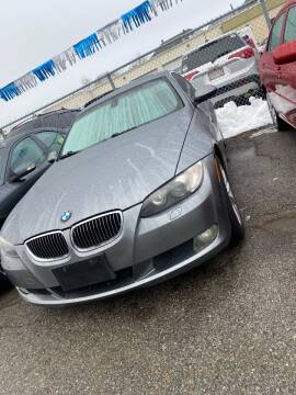 2007 BMW 3 Series for sale at Bob Luongo's Auto Sales in Fall River MA