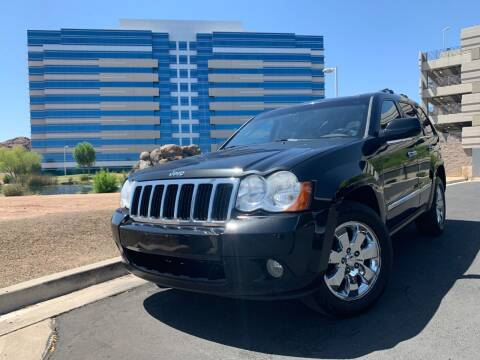 2010 Jeep Grand Cherokee for sale at Day & Night Truck Sales in Tempe AZ
