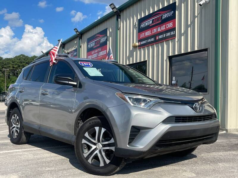 2016 Toyota RAV4 for sale at Premium Auto Group in Humble TX