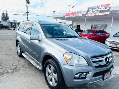2011 Mercedes-Benz GL-Class for sale at Dream Motors in Sacramento CA