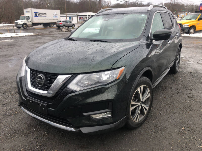 2018 Nissan Rogue for sale at AUTO OUTLET in Taunton MA