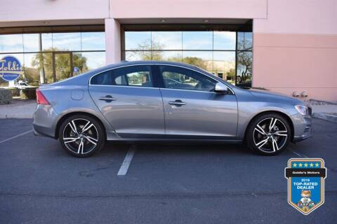 2017 Volvo S60 for sale at GOLDIES MOTORS in Phoenix AZ