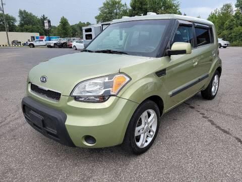 2010 Kia Soul for sale at Cruisin' Auto Sales in Madison IN