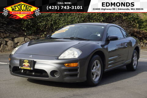 2003 Mitsubishi Eclipse for sale at West Coast Auto Works in Edmonds WA