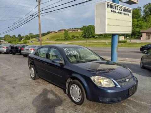 2010 Chevrolet Cobalt for sale at Route 22 Autos in Zanesville OH