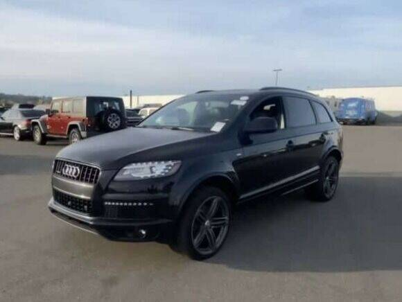 2013 Audi Q7 for sale at Wida Motor Group in Bolingbrook IL
