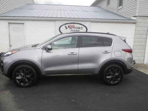 2020 Kia Sportage for sale at VICTORY AUTO in Lewistown PA