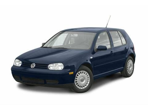 2003 Volkswagen Golf for sale at BASNEY HONDA in Mishawaka IN
