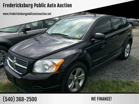 2010 Dodge Caliber for sale at FPAA in Fredericksburg VA