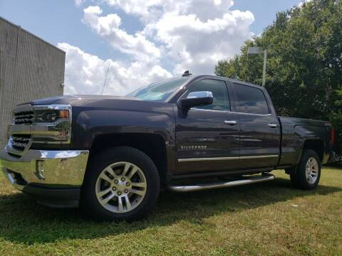 2016 Chevrolet Silverado 1500 for sale at Capital City Imports in Tallahassee FL