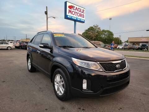 2015 Kia Sorento for sale at Eagle Motors in Hamilton OH