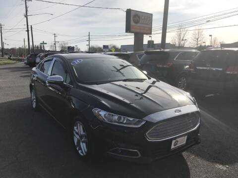 2014 Ford Fusion for sale at Cars 4 Grab in Winchester VA