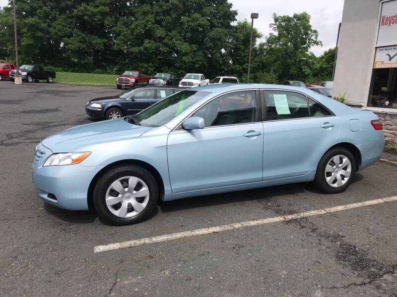 2008 Toyota Camry for sale at Keystone Used Auto Sales in Brodheadsville PA