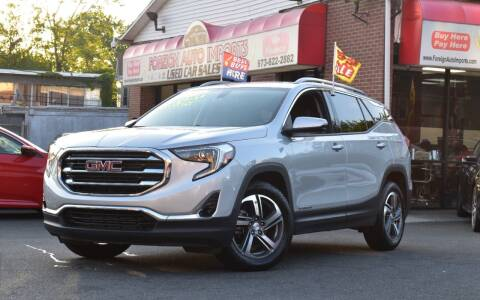 2019 GMC Terrain for sale at Foreign Auto Imports in Irvington NJ