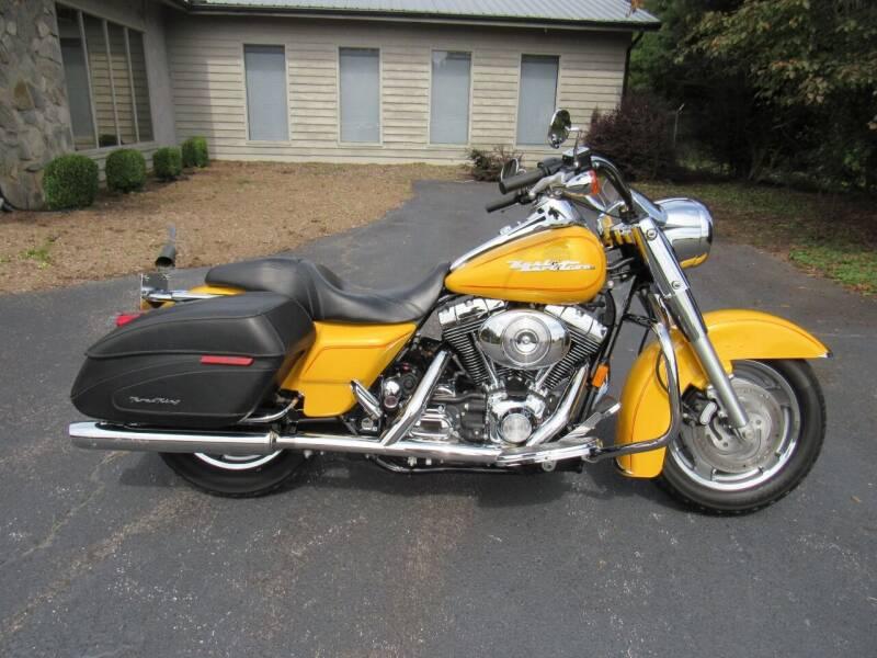 2005 Harley-Davidson Road King for sale at Blue Ridge Riders in Granite Falls NC