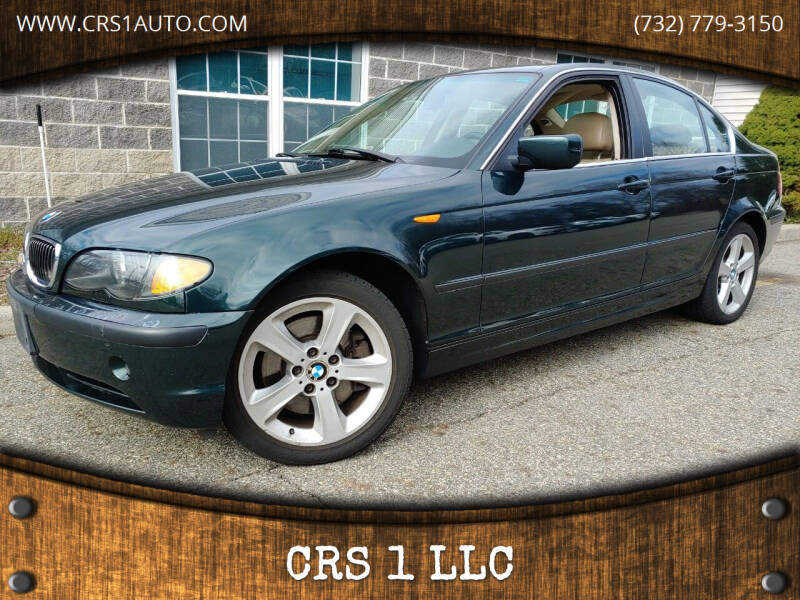2005 BMW 3 Series for sale at CRS 1 LLC in Lakewood NJ