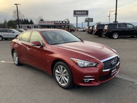 2014 Infiniti Q50 for sale at Maxx Autos Plus in Puyallup WA