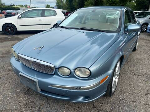 2006 Jaguar X-Type for sale at Atlantic Auto Sales in Garner NC