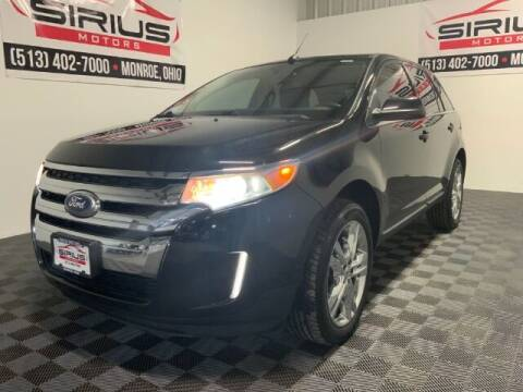 2011 Ford Edge for sale at SIRIUS MOTORS INC in Monroe OH