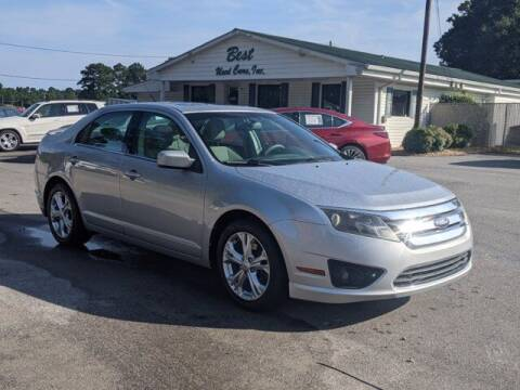 2010 Ford Fusion for sale at Best Used Cars Inc in Mount Olive NC