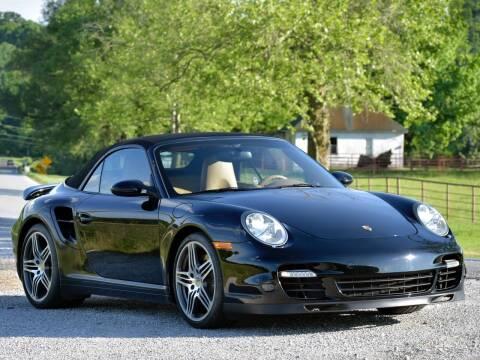 2008 Porsche 911 for sale at Ehrlich Motorwerks in Siloam Springs AR