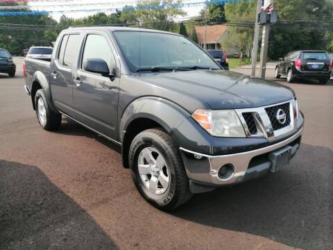 2010 Nissan Frontier for sale at KRIS RADIO QUALITY KARS INC in Mansfield OH
