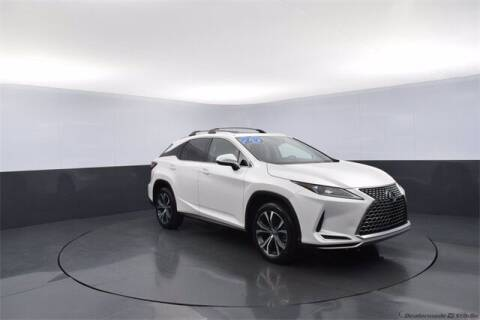 2020 Lexus RX 350 for sale at Tim Short Auto Mall in Corbin KY