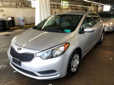 2016 Kia Forte for sale at Drive Today Auto Sales in Mount Sterling KY