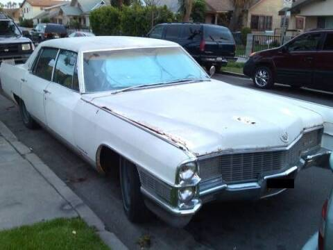 1965 Cadillac Fleetwood for sale at Haggle Me Classics in Hobart IN