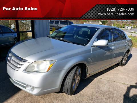 2007 Toyota Avalon for sale at Par Auto Sales in Lenoir NC
