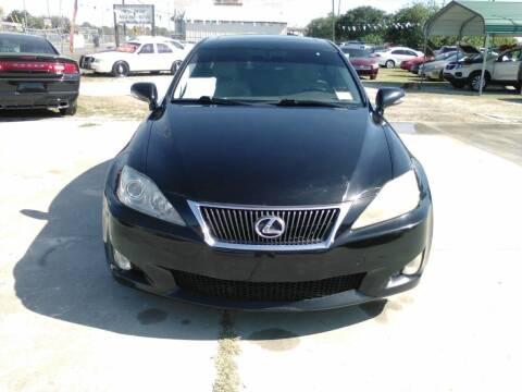 2010 Lexus IS 250 for sale at Warren's Auto Sales, Inc. in Lakeland FL