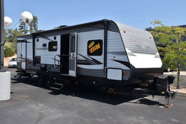 2019 Heartland Pioneer for sale at Choice Auto & Truck Sales in Payson AZ