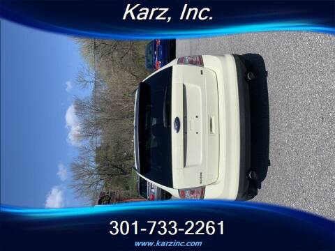 2008 Ford Edge for sale at Karz INC in Funkstown MD