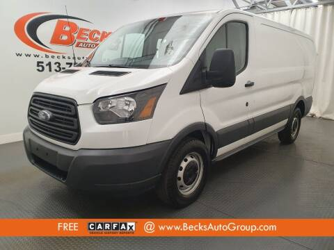 2016 Ford Transit Cargo for sale at Becks Auto Group in Mason OH