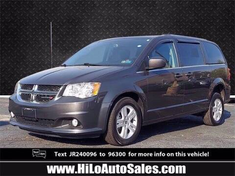 2018 Dodge Grand Caravan for sale at BuyFromAndy.com at Hi Lo Auto Sales in Frederick MD