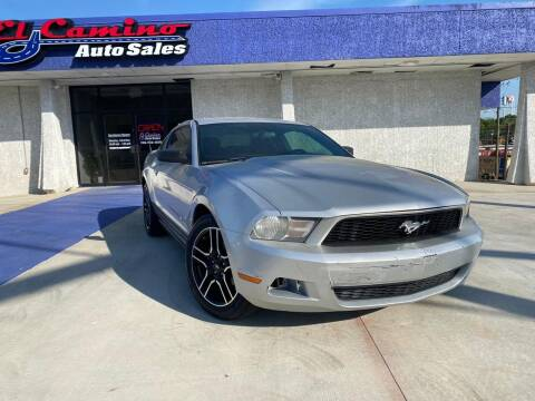 2010 Ford Mustang for sale at Global Imports Auto Sales in Buford GA