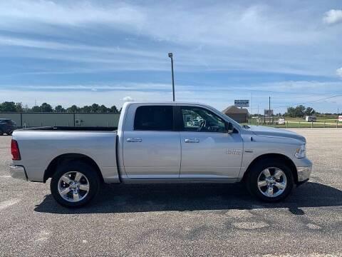 2018 RAM Ram Pickup 1500 for sale at C & H AUTO SALES WITH RICARDO ZAMORA in Daleville AL
