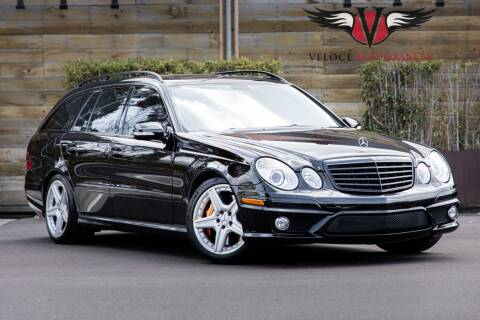 2007 Mercedes-Benz E-Class for sale at Veloce Motorsales in San Diego CA