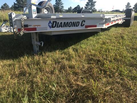 2019 Diamond C Roadclipper for sale at Badlands Brokers in Rapid City SD