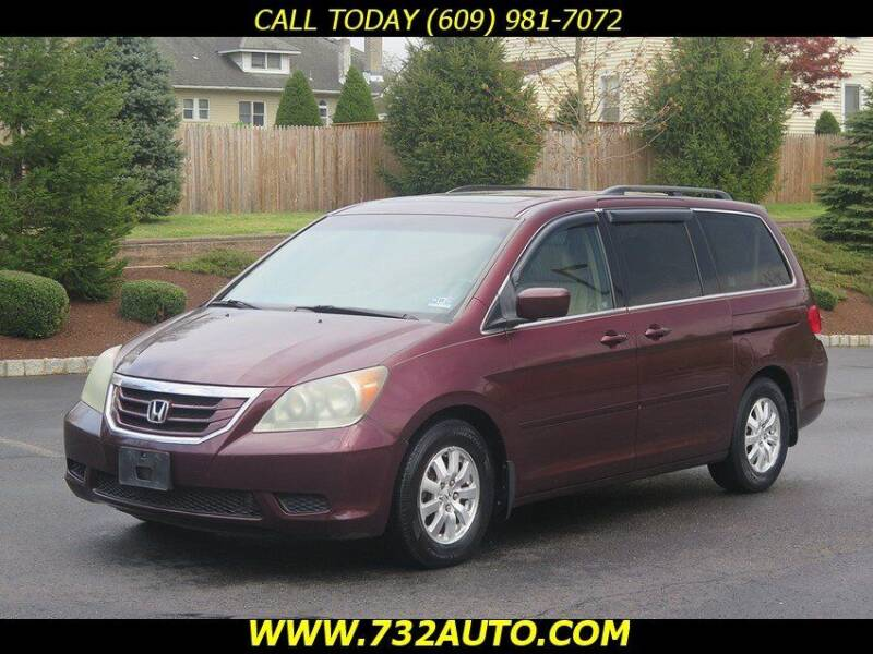 2008 Honda Odyssey for sale at Absolute Auto Solutions in Hamilton NJ