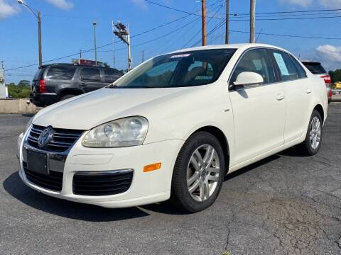 2007 Volkswagen Jetta for sale at Clear Choice Auto Sales in Mechanicsburg PA
