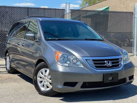 2010 Honda Odyssey for sale at Illinois Auto Sales in Paterson NJ